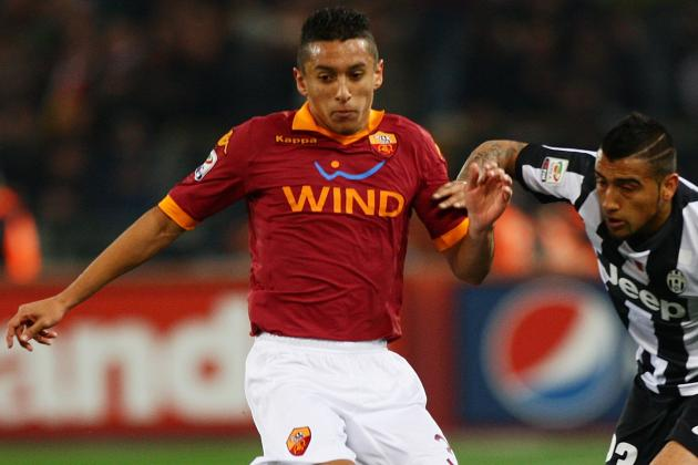Barca to Bid for Marquinhos?