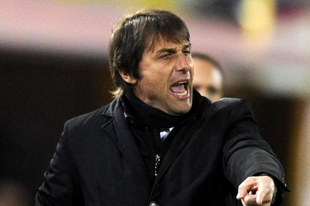 Conte: 'Why Can't I Celebrate?'