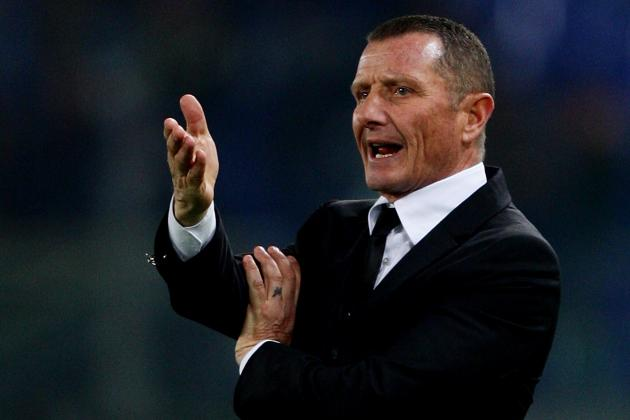 Andreazzoli Focused on Short-Term at Roma