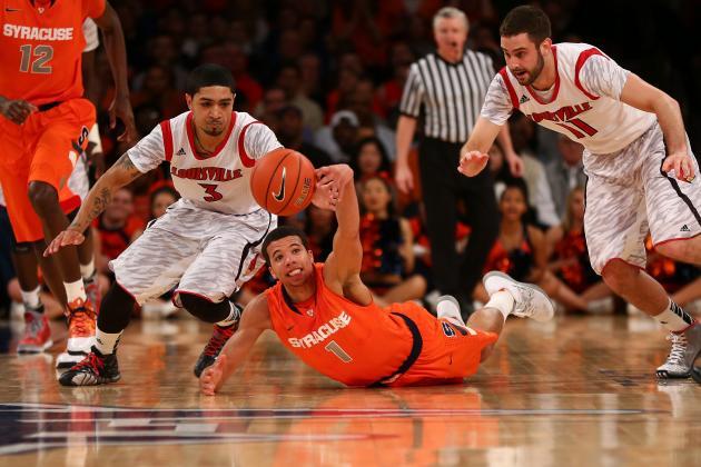 Defense Makes Louisville Dangerous Team as Tournament Nears