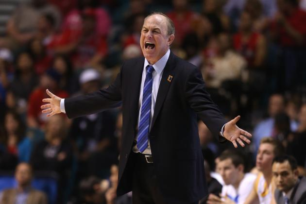 Ben Howland 'Embarrassed' After Technical Foul for Tossing His Jacket