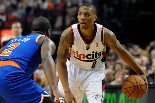 No More Creampuffs Left on Blazers' Schedule Could Be a Good Thing