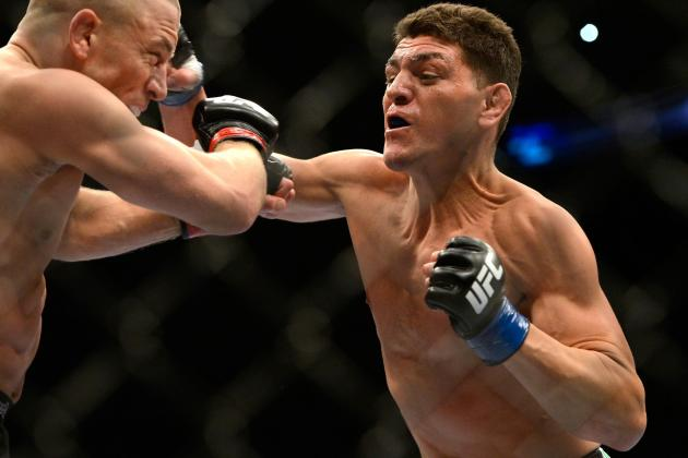 UFC 158 Post-Fight Press Conference Becomes the Nick Diaz Show Once Again