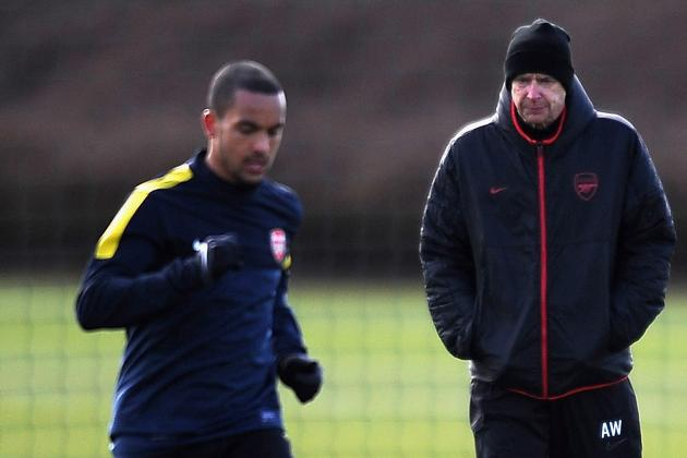 Theo Walcott Fears 'Tragedy' If Arsenal Miss out on Champions League
