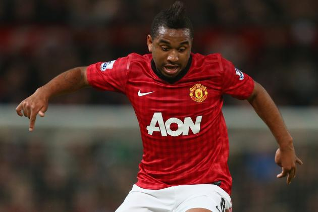 Anderson Set for Man United Exit While Others Could Follow