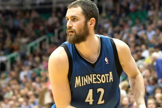 The Case for Minnesota Timberwolves Shelving Kevin Love and Planning for 2013-14