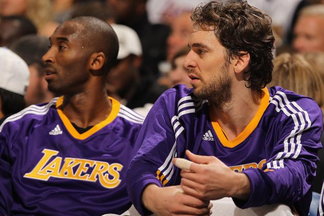Kobe Bryant, Pau Gasol Returns Up in Air