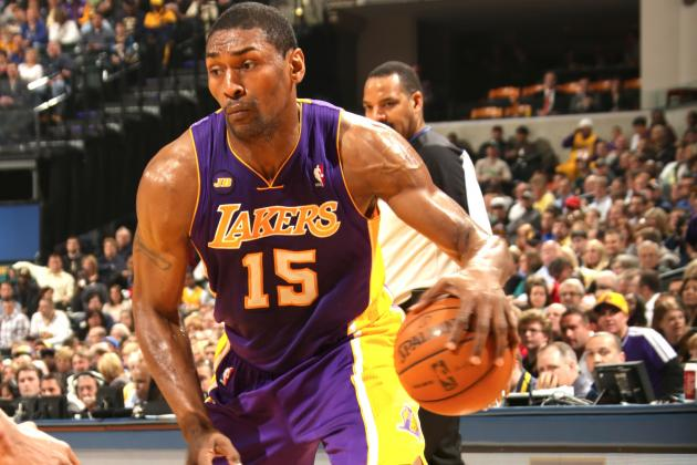 Celebrating Metta World Peace's Role in the Lakers' Success