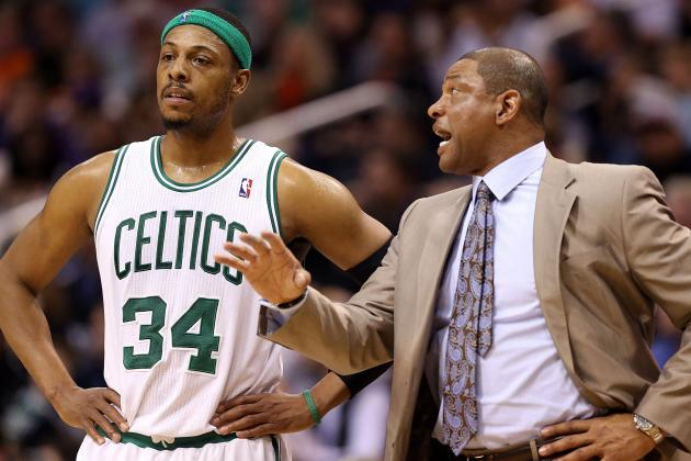 Doc Rivers: Paul Pierce Is 'Going to Play for a Long Time If He Wants To'