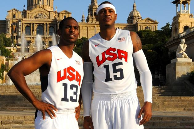 Why Carmelo Anthony Should Want to Be More Like Chris Paul