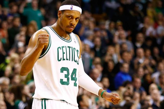 Bobcats Coach Mike Dunlap Calls Paul Pierce 'Salty Dog Warrior'
