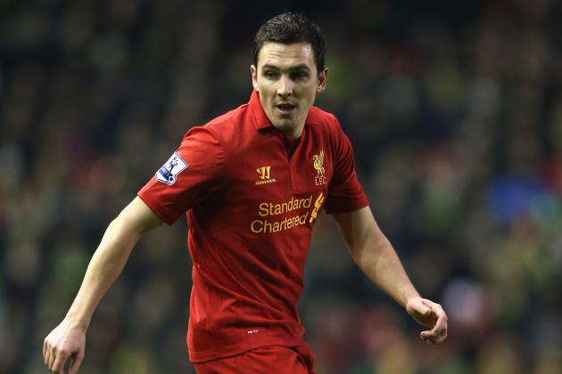Liverpool Winger Stewart Downing Upset After Losing at Southampton