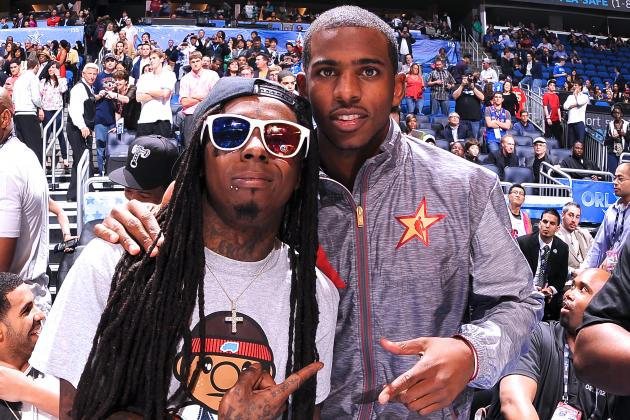 Chris Paul Checks in on Hospitalized Lil Wayne