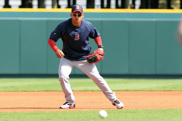 With Stephen Drew Still Sidelined, Jose Iglesias May Be Opening Day SS