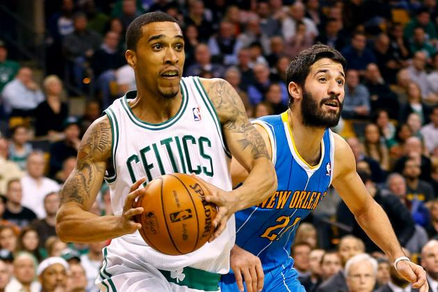 Forsberg: Courtney Lee Dialed in on O and D