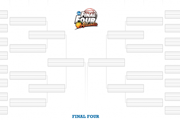 Live March Madness Bracket: Games & Results
