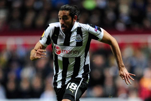 Gutierrez, Gouffran Starting vs. Wigan; Cabaye (Groin) Ruled Out