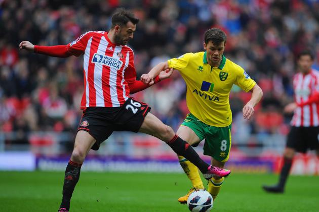 Match Report: Sunderland 1-1 Norwich City