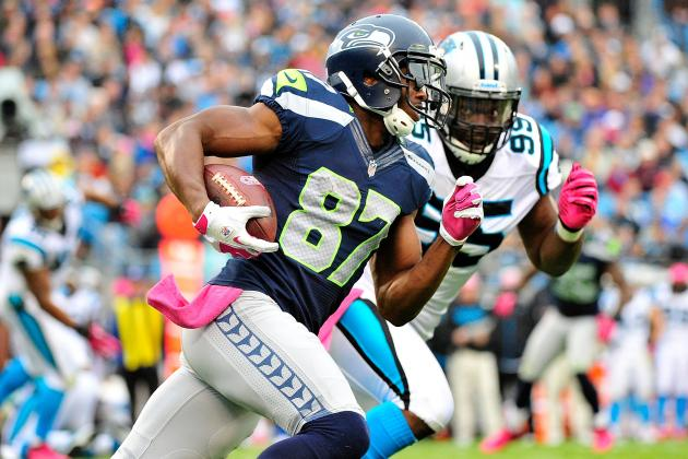 Ben Obomanu Reportedly Released by Seattle Seahawks