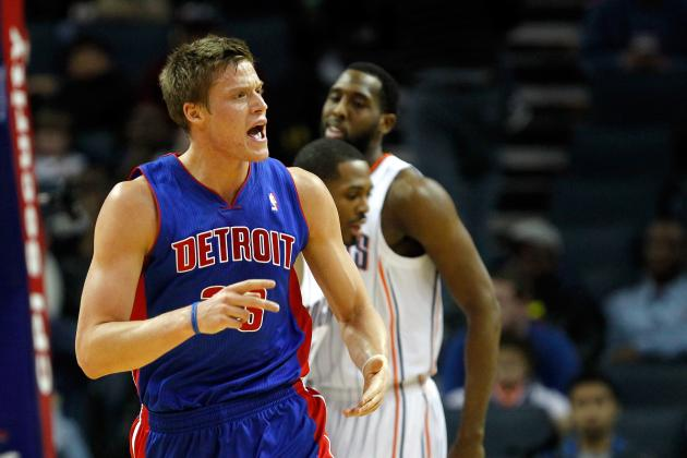 Detroit Pistons: Jonas Jerebko Is Taking Advantage of His Playing Time