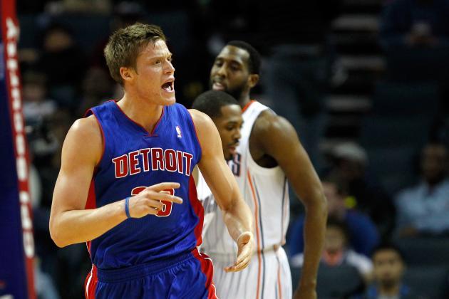 Detroit Pistons: Jonas Jerebko Is Taking Advantage of His Playing Time