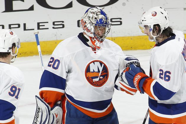Islanders to Work on Extensions for Nabokov, Visnovsky, and Streit