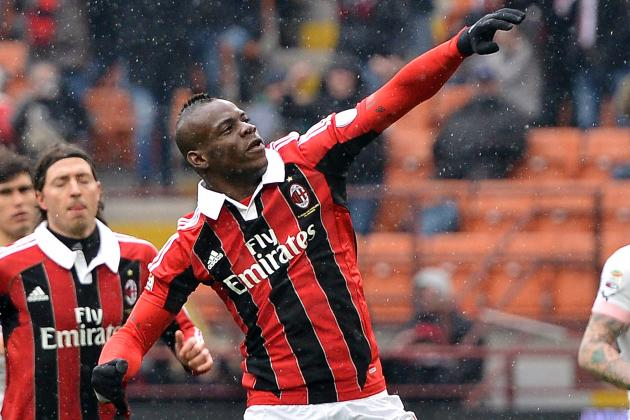 Match Report: AC Milan 2-0 Palermo
