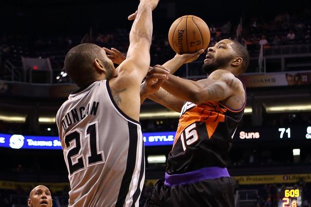 Phoenix Suns' Marcus Morris Hits Rough Spot