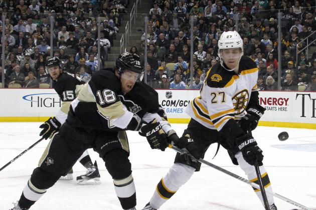 ESPN Gamecast: Boston Bruins vs. Pittsburgh Penguins