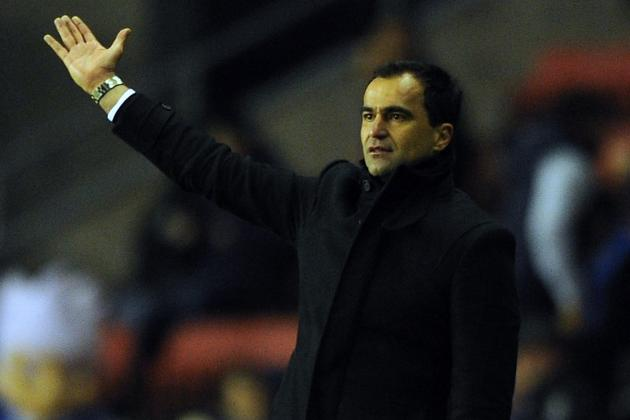 Wigan Boss Roberto Martinez Admits Next 10 Games Could Determine 20 Years
