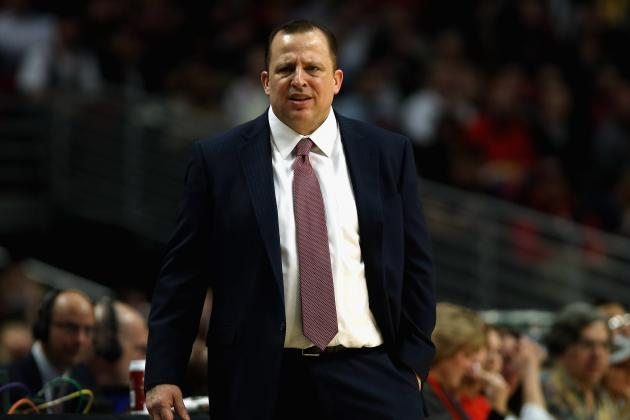 Why Tom Thibodeau Has Succeeded with the Chicago Bulls