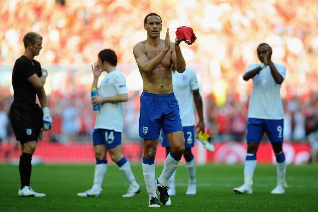 Manchester United: Why Roy Hodgson Is Treading a Fine Line over Rio Ferdinand