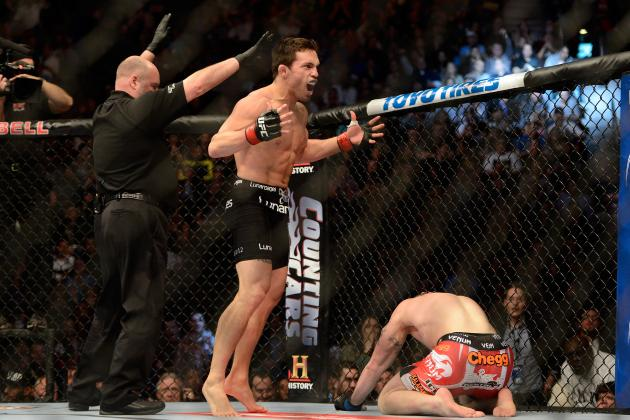 UFC 158: What's Next  for Jake Ellenberger