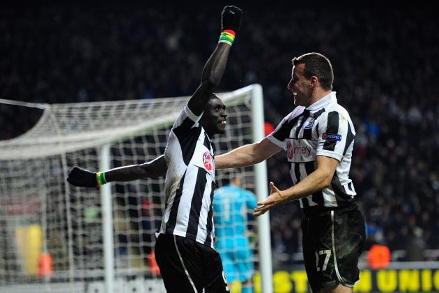 Newcastle Boss Alan Pardew Says Papiss Cisse Is Back 'in the Zone'