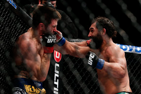 Pros React to Nick Diaz vs. Georges St-Pierre, Johny Hendricks-Carlos Condit