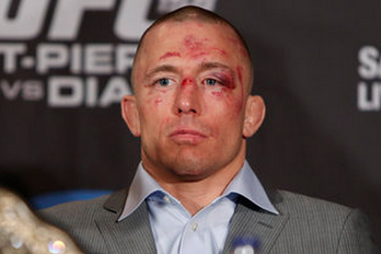 UFC Champ Georges St-Pierre Invites More Strenuous Drug Testing