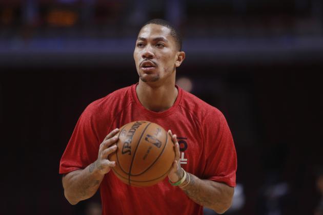 Derrick Rose Must Return to Bulls During Regular Season, Not Postseason