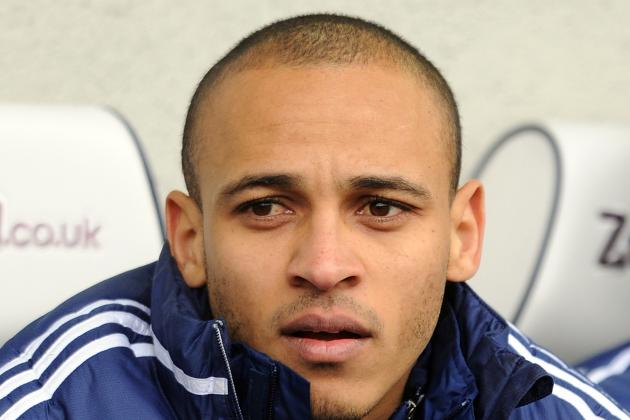 Odemwingie Blasts West Brom on Twitter (Again)