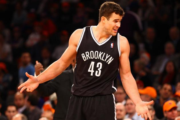 """No Timetable"" for Kris Humphries' Return to Nets Rotation"