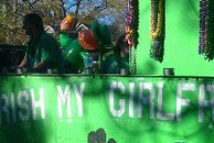 The Manti Te'o St. Patrick's Day Float Exists!