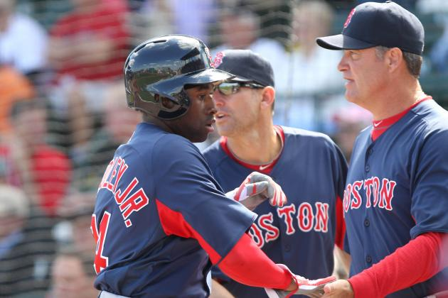 Boston Red Sox: Why Jackie Bradley Jr. Must Start the Season in the Majors