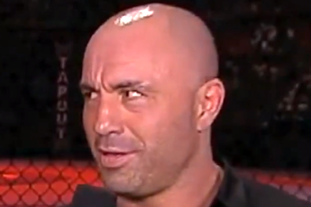 Rogan Reacts to Dana's TUF Bombshell