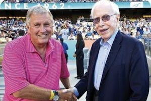 Hall of Fame to Honor Tommy John and His Surgeon, Dr. Frank Jobe