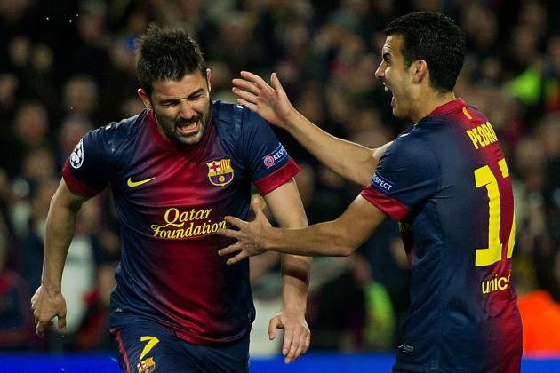 Barcelona vs. Rayo Vallecano: Easy Win Will Solidify Top Spot on Table for Barca