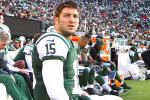 Rock Bottom? Tebow Drawing Interest from Arena League