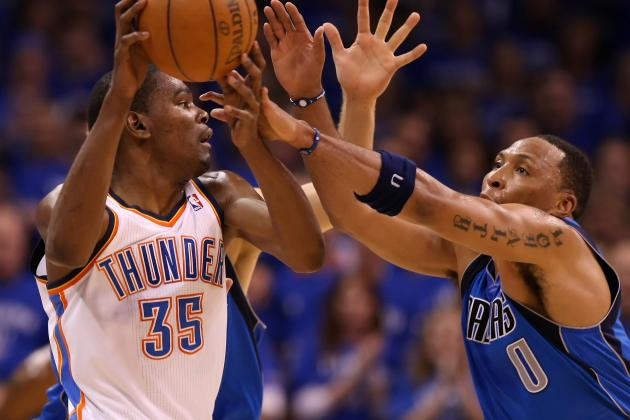 How Much Will Mavs Miss Marion vs. Durant?