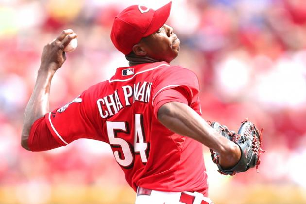 Aroldis Chapman Tells Cincinnati Reds He Wants To Close