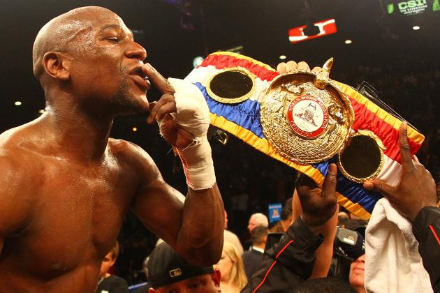 Floyd Mayweather's Hiatus Won't Prevent Him from Beating Robert Guerrero