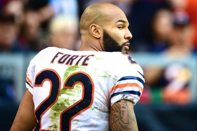 Matt Forte Tweets Proposed Rule Change Is 'Absurd'