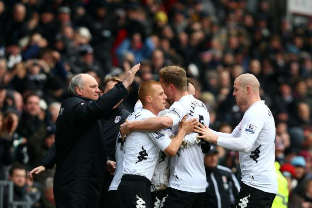 Premier League: Fulham Boss Martin Jol Delighted with Victory at Tottenham